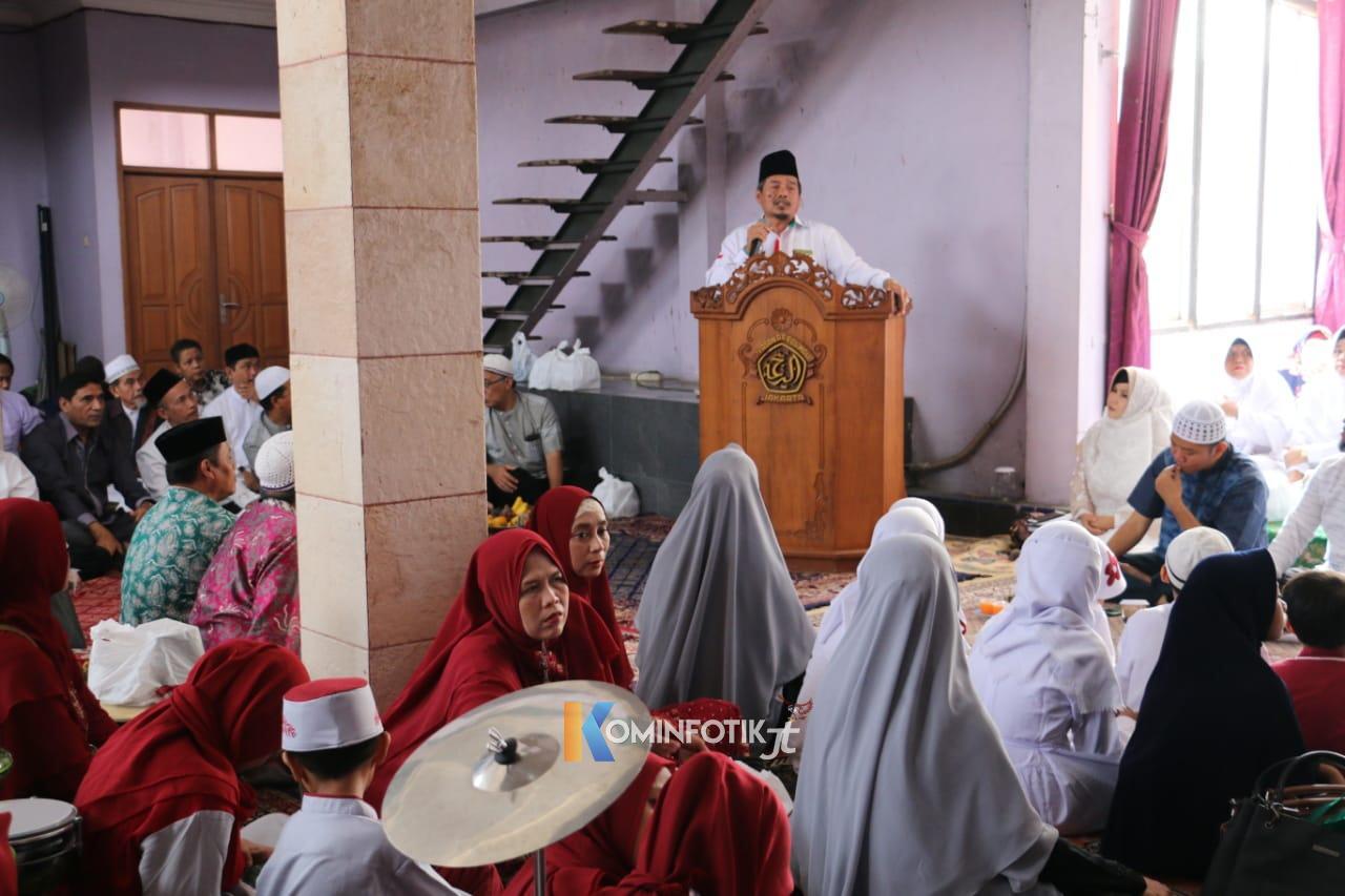 Tasyakuran Haji Bersama Sekko Jaktim Di Cakung