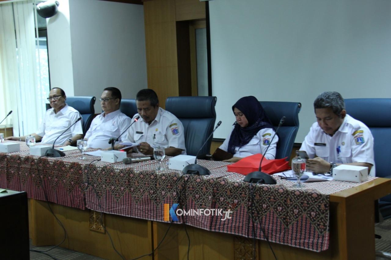 Rapat Kerja Program Penanggulangan AIDS Kota Administrasi Jakarta Timur