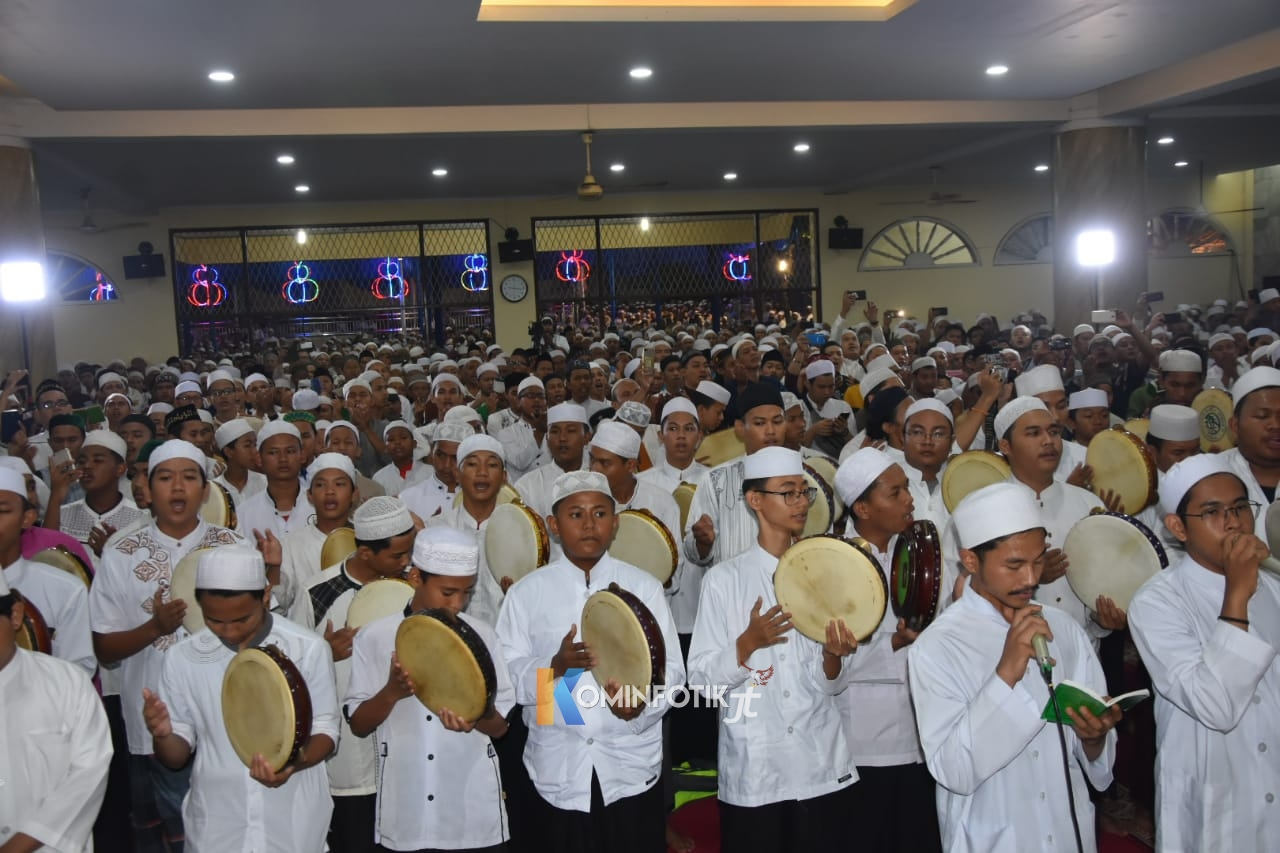 Peringatan Maulid Nabi Muhammad SAW Di Pondok Bambu