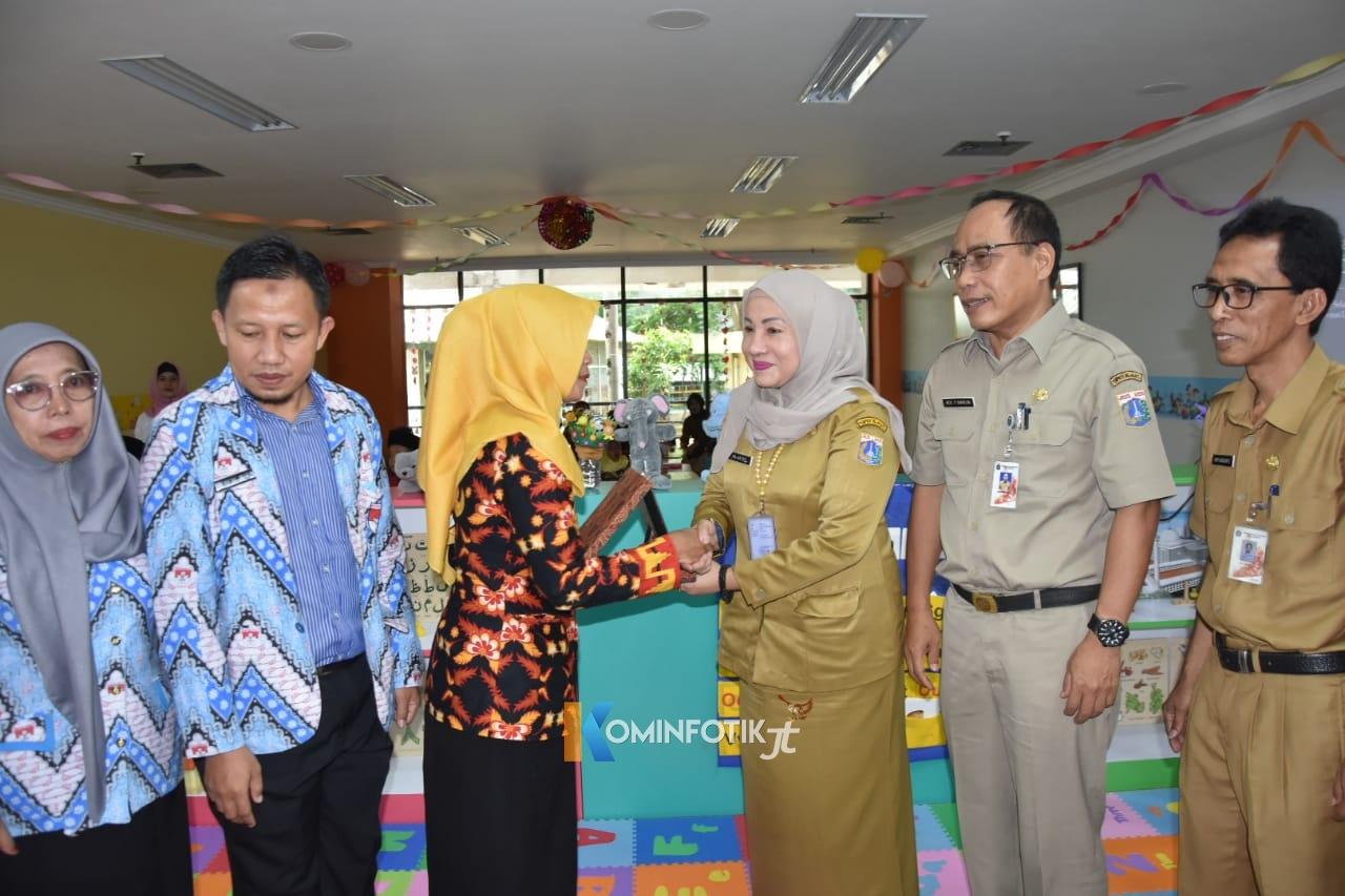 HIMPAUDI Teluk Betung Selatan Studi Banding Ke TPA PAUD Negeri Bale Anwari