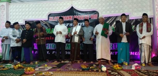 Wali Kota Hadiri Tabligh Akbar 10 Muharam 1440 H Di Pondok Kelapa