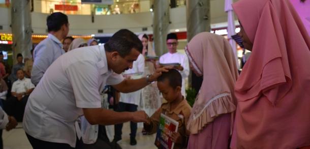 Wali Kota Luncurkan Program Mall Sadar Zakat Dan Sosial