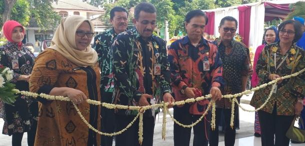 Wali Kota Resmikan Gedung Baru RSUD Kramatjati