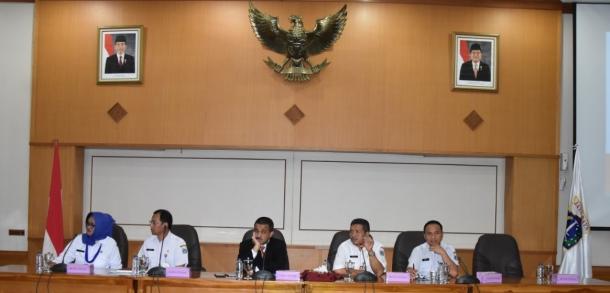 Wali Kota Jakarta Timur Pimpin Rapat Laporan Keuangan Pemerintah Daerah (LKPD) Tahun Anggaran 2018