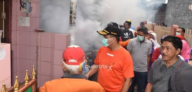 Walikota Kota Administrasi Jakarta Timur Memimpin Pelaksanaan Kegiatan PSN