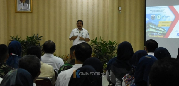 Survei Akreditasi Puskesmas Kecamatan Pasar Rebo