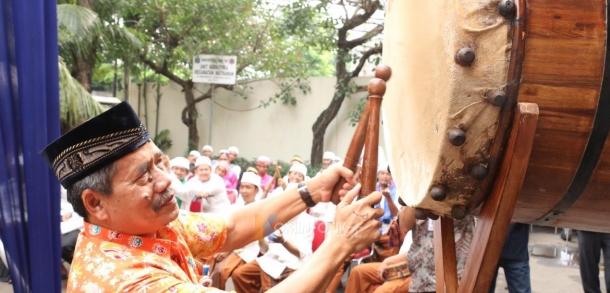 Festival Beduk Kecamatan Matraman