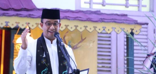 Buka Puasa Bersama Bamus Betawi Dan Gubernur DKI Jakarta