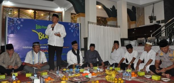 Buka Puasa Bersama Di Masjid Jami As-Salafiyyah
