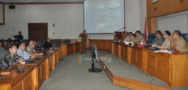Kunjungan Kerja DPRD Kota Sungai Penuh Ke Pemkot Jaktim