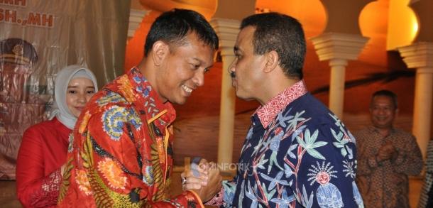 Pisah Sambut Kepala Kejaksaan Negeri Jakarta Timur
