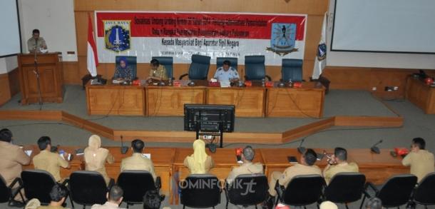 Sosialisasi Undang-Undang Administrasi Pemerintahan
