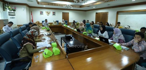 Rapat Pembahasan Cipayung Jadi Paru-paru Jakarta Bersama Subanpekko Dan ITB