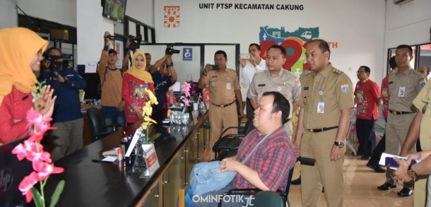 PTSP Kecamatan Cakung