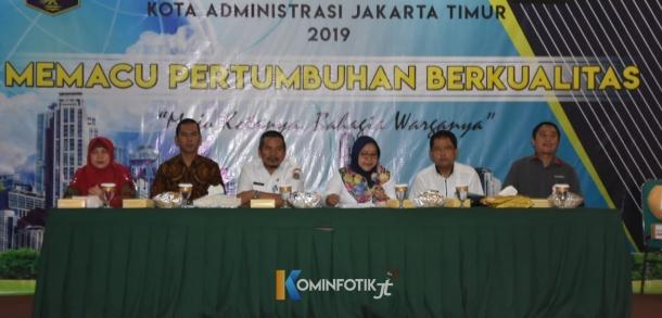 Pembekalan Anggota ASN Kota Jakarta Timur