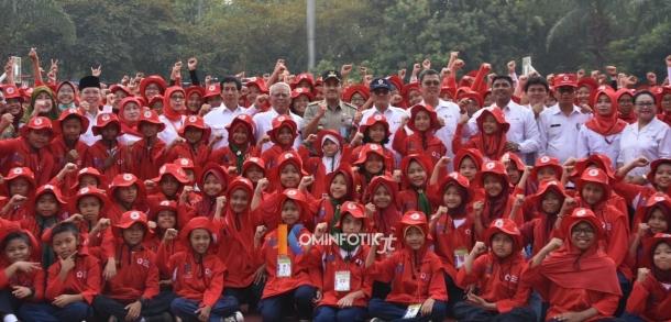 PMR PMI Jumbara Jakarta Timur