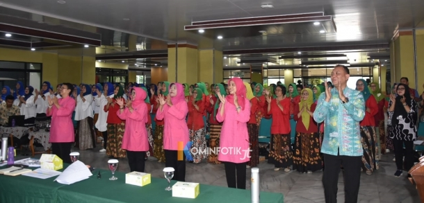 Orientasi Aplikasi Carik Jakarta Kepada Kader TP PKK Jakarta Timur