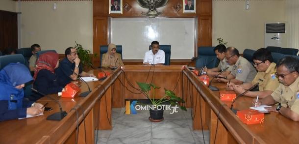 Rapat Koordinasi Penataan Sekolah Kreatif Di Jakarta Timur