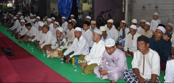 Maulid Nabi Muhammad SAW di Cipinang Besar Selatan