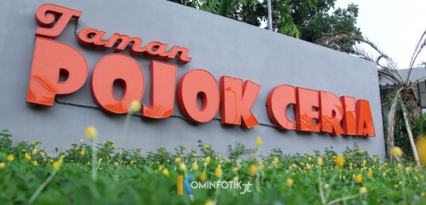 TMB Taman Pojok Ceria Di Cibubur